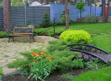 Курсы по ландшафтному дизайну загородного участка в Киеве