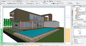 курсы ArchiCAD для дизайна интерьера, курсы дизайна интерьера