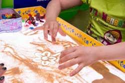 Курсы для психологов - Песочная терапия по работе с детьми в учебном центре Успех Киев