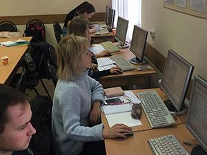 Выпуск группы Бухгалтерский учет и отчетность для руководителей и ЧП в учебном центре Успех г. Киева