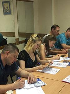 Выпуск группы Бухгалтерский учет и отчетность для руководителей и ФОП (частных предпринимателей) в учебном центре Успех г. Киева