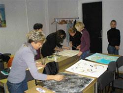 Выпуск группы по курсу Дизайн интерьера профессиональный с проектированием в ArchiCAD и визуализация в 3Ds Max (квартиры, коттеджи, дома). Учебный центр Успех Киев