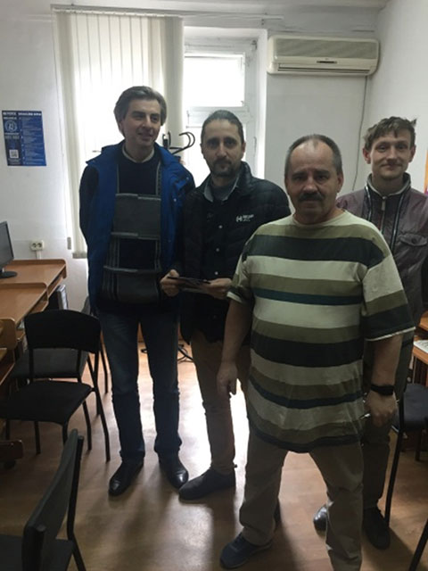 Выпуск группы по курсу Программист в 1С:Предприятии 8.3 в учебном центре Успех г. Киева