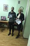 Выпуск группы по курсу 3D Max и визуализация в VRay в учебном центре Успех г. Киева