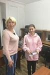 Выпуск группы по курсу Компьютерная графика для школьников в учебном центре Успех г. Киева