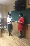 Выпуск группы по курсу ораторского мастерств и риторики   в учебном центре Успех г. Киева