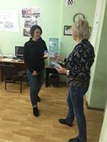 Выпуск группы по Профессиональному курсу видеомонтажа (Adobe Premiere+Adobe AfterEffects) в учебном центре Успех г. Киева