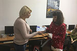 Выпуск группы по курсу Web-дизайн для школьников в учебном центре Успех г. Киева