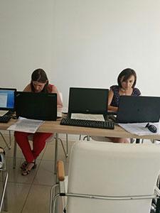 Выпускники профессионального курса Web-дизайн от А до Я в Киеве
