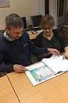 Выпуск группы по курсу Ландшафтный дизайн + компьютерная программа Real Time Landscaping Architect в учебном центре Успех г. Киева