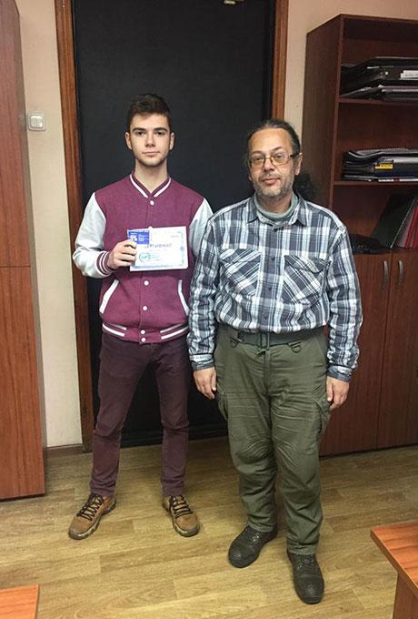 Выпуск группы по курсу Linux/Unix (Ubuntu Server) в учебном центре Успех г. Киева