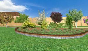 работы созданные в программе Real Time Landscaping Architect