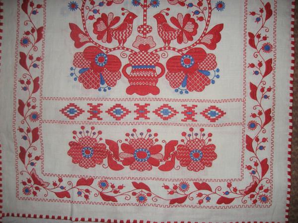 народной вышивки в Киеве
