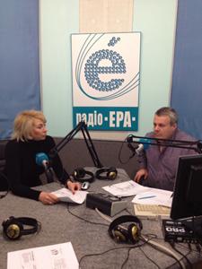 Учебный центр Успех в эфире радио Эра