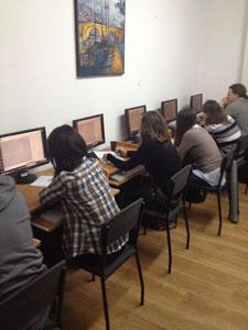 Новые классы учебного центра Успех